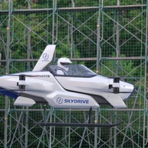 SD-03 2020年8月公開 飛行動画